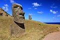 Moai at Rano Raraku - Easter Island (5956405142).jpg