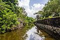 Moat, Benteng Pendem, Cilacap 2015-03-21.jpg