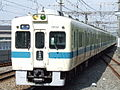 Model 5200-Third of Odakyu Electric Railway.JPG