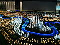 Model of Core city of Tianjin Binhai New Area.jpg