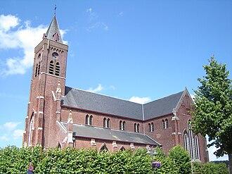 Moerkerke - Sint-Dionysiuskerk (church of Saint Dionysius)