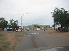 Molepolole City