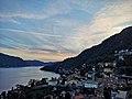 Moltrasio, Lake Como - painted skies.jpg