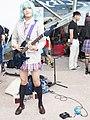 Momizi Lin as Hina Hikawa at FF36 20200823a.jpg