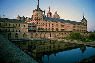 Spanish royal sites - Palace of San Lorenzo de El Escorial