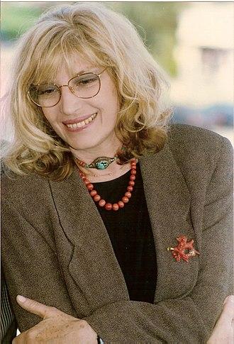 Monica Vitti - Monica Vitti in 1990