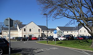 Monmouth Hospital - Monnow Vale Hospital