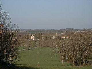 Monsaguel Commune in Nouvelle-Aquitaine, France