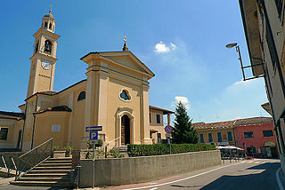 Monte Cremasco Comune in Lombardy, Italy