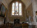 Montignac (24) église transept est.JPG