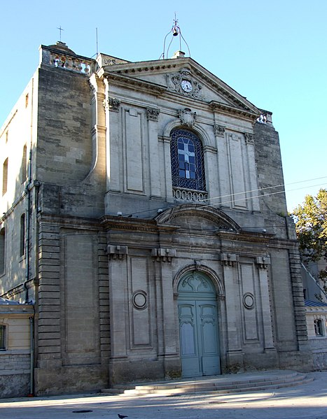 File:Montpellier - Chapelle Saint-Charles 2.jpg