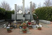 Monument en mémoire de Fausto et Serse Coppi, à Castellania.