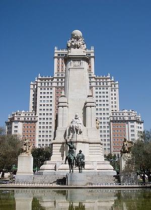 Plaza de España (Madrid) - Madrid's Plaza de España