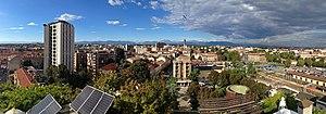 Milan metropolitan area - Monza