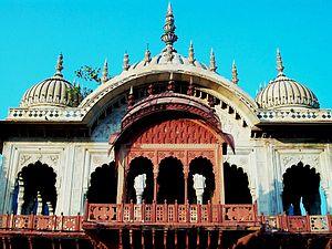 Cenotaph - Moosi Rani ki Chatri, Alwar