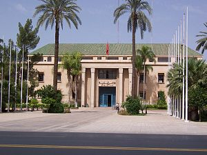 MoroccoMarrakech cityHall