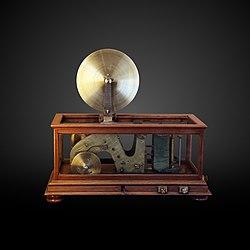 Breguet: Morse reciever-CNAM 14673-1
