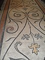 Mosaic flooring within St Sepulchre, Holborn Viaduct - geograph.org.uk - 1806471.jpg