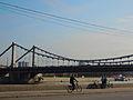 Moscow, Krymsky Bridge (2013) by shakko 02.jpg