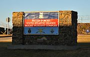 Mount Pleasant, Falkland Islands