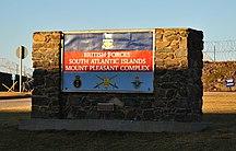 Mount Pleasant Airport