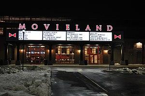 Three Corners District - Image: Movieland Richmond