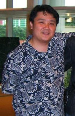 Mrbrown - Lee Kin Mun (mrbrown) on 4 September 2005.