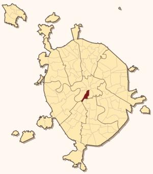Yakimanka District - Yakimanka District in Moscow