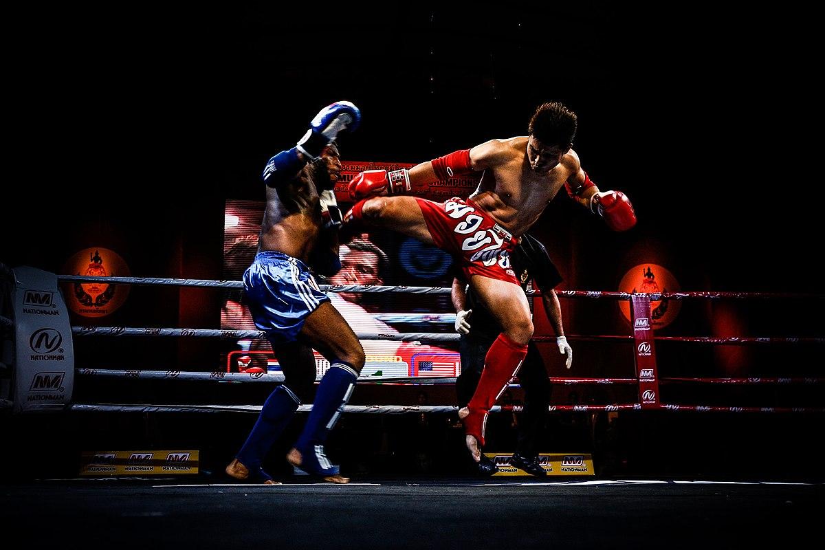 Muay Thai - Wikipedia
