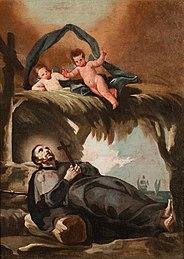 Muerte de san Francisco Javier