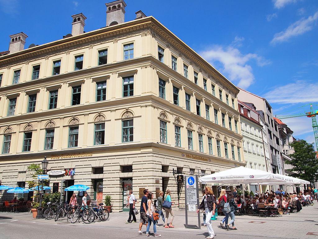 Munich - Sendlinger Straße 14