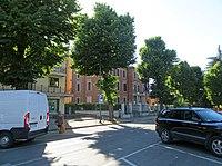 Municipio (Felino) - facciata e lato sud 2019-06-24.jpg