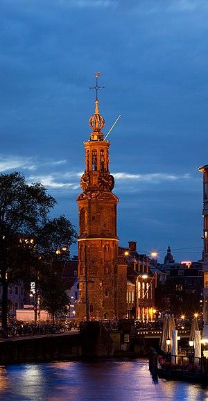 Munttoren - Image: Munttoren Amsterdam