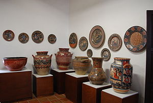 Tlaquepaque - Image: Museo Reg Ceramica Tlaque 29