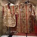 Museo del duomo di guardiagrele, pianete e tonacelle del xviii secolo 03.jpg