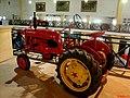 """Museu Agromen de Tratores e Implementos Agrícolas, localizado no complexo do Centro Hípico e Haras Agromen em Orlândia. O Farmall Cub ou Internacional Cub (ou simplesmente """"Cub"""", como é conhecido) foi o - panoramio.jpg"""
