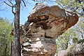 Mushroom Rock, Little River Canyon Parkway, Alabama April 2018.jpg