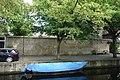 Muur tussen Zuider Havendijk 29-37, Enkhuizen 01.jpg