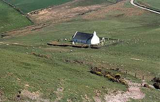 Church of the Holy Cross, Mwnt - Image: Mwnt church