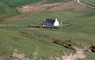 Mwnt - Image: Mwnt church