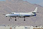 N354AE Ameriflight 1985 Fairchild Swearingen SA227-AC Metro lll C-N AC-633 (14109126549).jpg