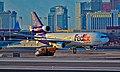 """N359FE Federal Express FEDEX 1980 Mcdonnell Douglas MD-10-10F C-N 46635 """"Michaela"""" (22984930241).jpg"""