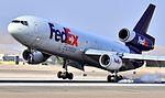 """N390FE FedEx Express Boeing MD-10-10F (cn 46624-155) """"Rasik"""" (7271656498).jpg"""