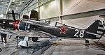 N415ML Lavochkin La-9 s n 828 (30317142448).jpg