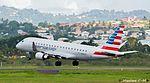 N445YX - E170 - Take Off (22352195614).jpg