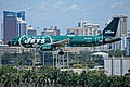 N746JB NY Jets Arrives FLL JTPI 6008 (42224279732).jpg