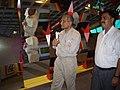 NCSM Dignitaries Visiting Dynamotion Hall - Science City - Kolkata 2006-07-04 04772.JPG