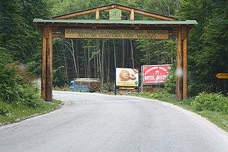 Mavrovo National Park - Image: NP Mavrovo 0 (2)
