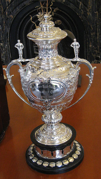 Rugby Football League - The Northern Rugby Football Union Challenge Cup 1896