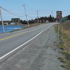 Nova Scotia Route 207 - Nova Scotia Route 207